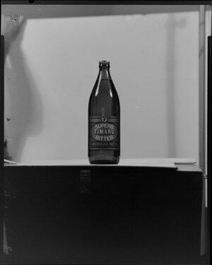 Bottle of Hibernian Hotel beer