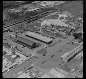 Penrose area factories