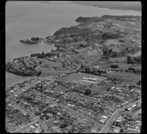 Onehunga and Mt Roskill, Auckland