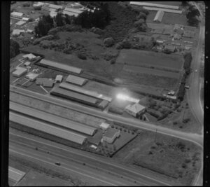 Penrose area factories, Auckland