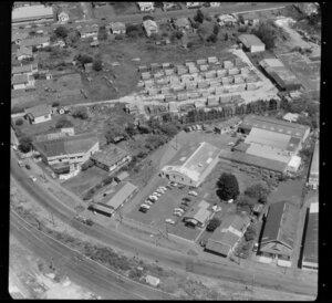 Penrose area factories, including Eric Paton Ltd
