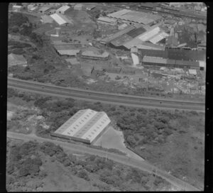 Penrose area factories, Auckland