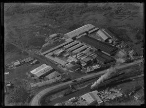 Australian Glass Manufacturers Company, Penrose, Auckland