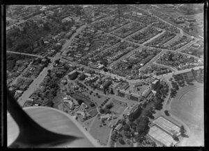 Auckland Public Hospital and Newmarket, Auckland