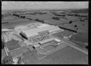 Aluminum Mill, Wiri, Manukau City