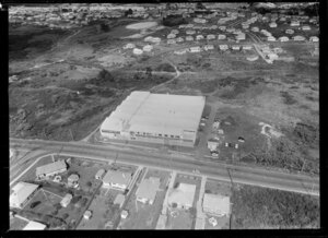 Auckland Star, Commercial Printing Division, Mt Roskill, Auckland
