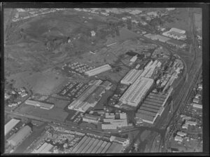 NZ Forest Products Limited, Penrose, Auckland