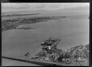Onehunga Wharf, Auckland