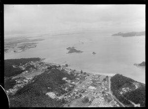 Paihia, Bay of Islands with Royal Yacht Britannia