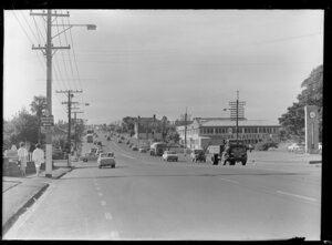 Road Traffic, Penrose, South Auckland