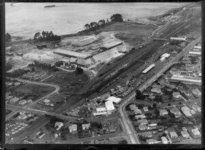 Odlin's Factory, Otahuhu