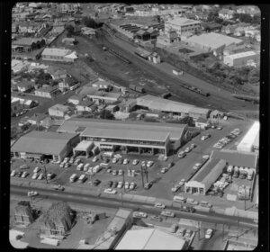 Volkswagen dealership, New North Road, Auckland