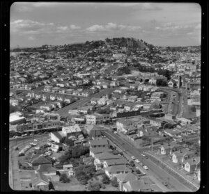 Auckland, with factories/business premises, including houses