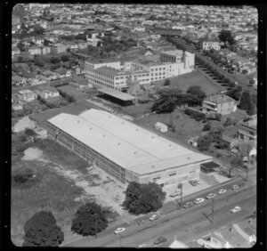 Auckland, with factories/business premises, including Tattersfield and Leightons Packaging Ltd