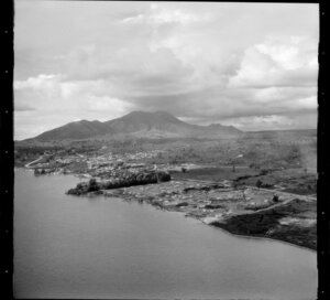 Taupo, including the Lake