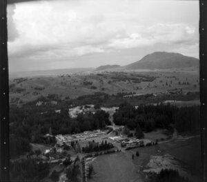 Hotel, Wairakei, Taupo District