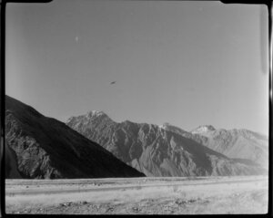 Mount Cook and Southern Lakes Tourist Co Ltd DC-3 ZK-BKD