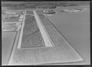 Mangere Aerodrome, Manukau, Auckland