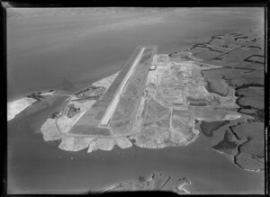 Site developments for Auckland International Airport, Mangere