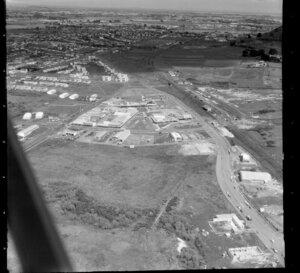 Suburb of Glen Innes, Auckland