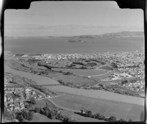Petone - Gracefield, Lower Hutt, including Shandon Golf Course and Hutt River