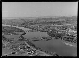Huntly, Waikato, including Waikato River