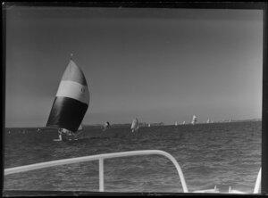 Yachting on the Hauraki Gulf