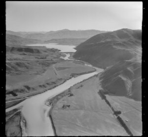 Waitaki Dam, Waitaki district