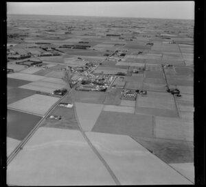 Township of Prebbleton, Canterbury Plains