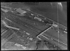 Westfield marshalling yards, Auckland