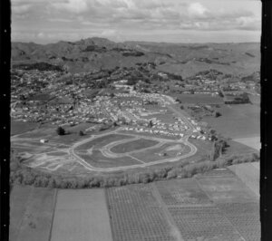 Havelock North, Hastings District, showing roads for new subdivision