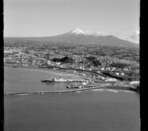 Port of New Plymouth, Taranaki