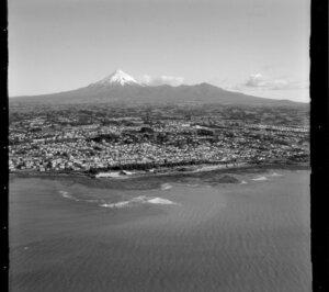 New Plymouth and Mount Egmont, Taranaki