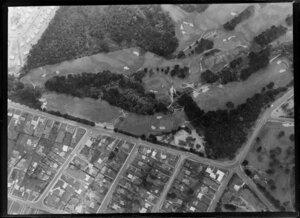Titirangi Golf Course, Auckland