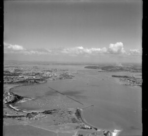 Orakei including Hobson Bay, Auckland