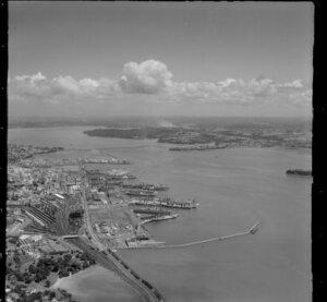 Auckland's wharves