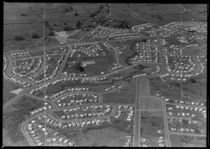 Housing in Otara, Manukau City, Auckland