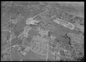 Mangere, Manukau City, Auckland, featuring three separate housing sites