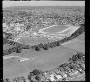Easter Show at Auckland Showgrounds, Epsom, and Alexandra Park Raceway