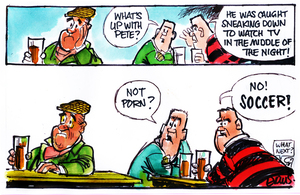 "Evans, Malcolm Paul, 1945- :""What's up with Pete?"" ... 15 June 2010"