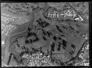 Middlemore Golf Course, Auckland