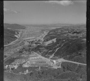 Hutt Valley, including Haywards electrical substation