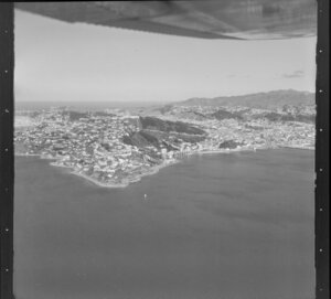 Wellington, including Oriental Bay and Roseneath