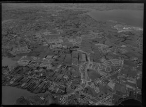 Mangere, Auckland, for Ministry of Works Housing Division