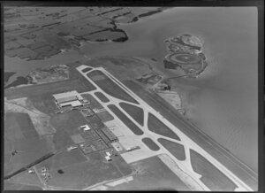 Auckland Airport, Mangere, for Wilsons (NZ) Portland Cement Ltd