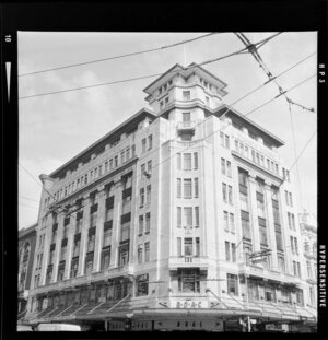 Dilworth Building, Customs Street, Auckland
