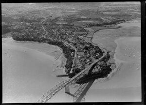 Auckland Harbour Bridge, Northcote, Auckland
