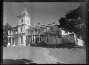 Rocklands Hall, Auckland Education Board Training College Hall of Residence, Epsom, Auckland