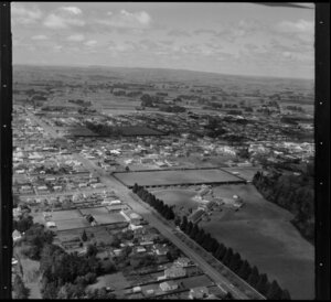Eltham, South Taranaki District