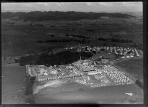 Maramarua, Waikato Region, featuring sawmill